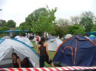 קמפינג בלום וילג - קמפינג אוהלי VIP בקייקי כפר בלום